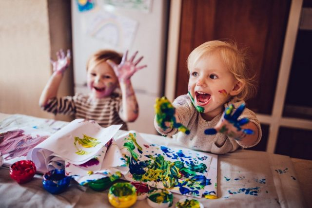 How To: Cultivate Your Child's Creativity – 8 BIG IDEAS