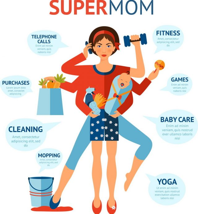 The Supermom Syndrome: Do You Have It?